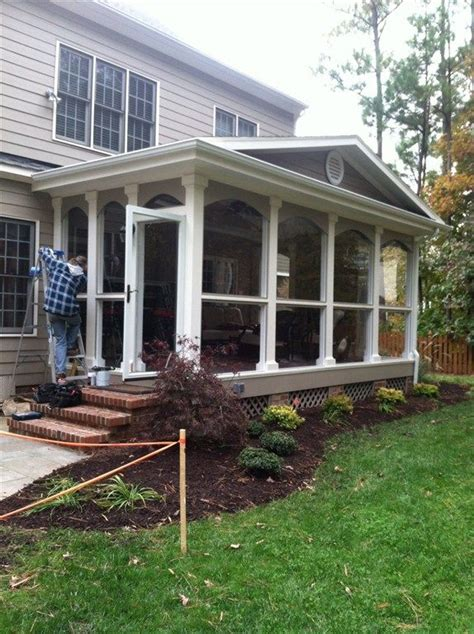 Four Season Porch Cost 25 Best Ideas About Three Season Room On