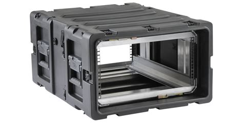 5u Rack 5u removable shock rack skb proav