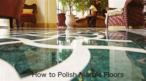 Marble Polishing: How to Polish Marble Floors & Restore