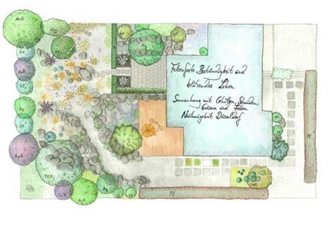 Garten Gestalten Zeichnen by Clevere Landschaftsgestaltung Praktische Ideen In Anwendung