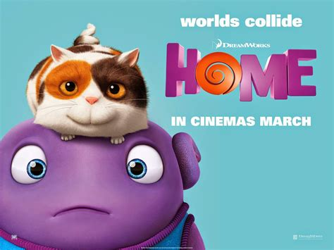 home a brand new animation from dreamworks animation