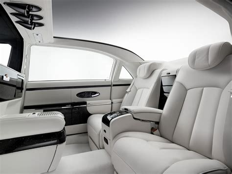 inside maybach maybach interior car models