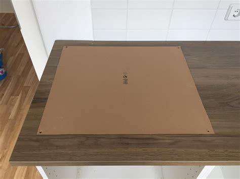 Herd Einbauen Arbeitsplatte ceranfeld in arbeitsplatte einbauen schritt f 252 r schritt