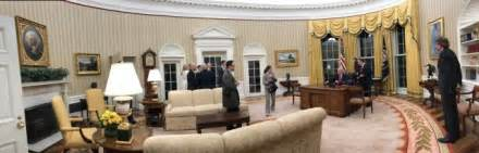 Trump Oval Office Design day in oval office for president donald trump the last refuge