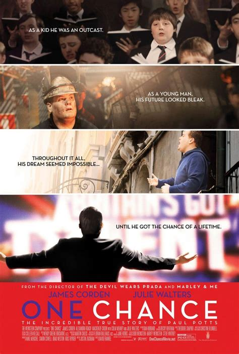 one chance 2013 filmaffinity
