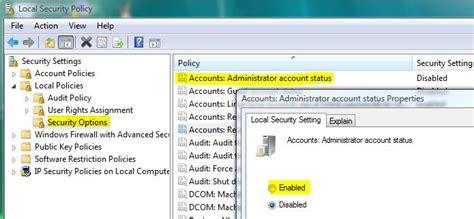 display administrator account on windows show administrator account vista aidsites