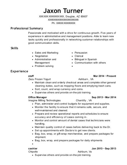 best cashier resumes in arizona resumehelp