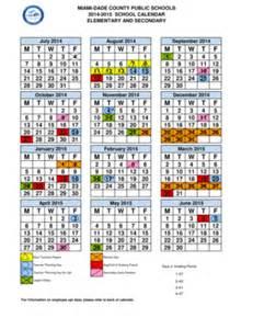 Ebr School Calendar Miami Dade School Calendar 2017 Calendar 2017