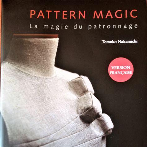 pattern magic que es pattern magic la magie du patronnage de tomoko nakamichi