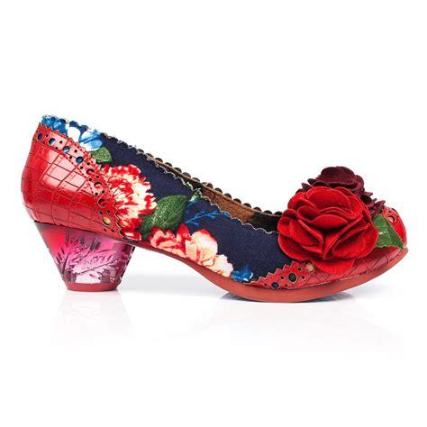 Promo Savara Fashion Shoe Real Stock 3 irregular choice fantastic low shoes 1950s shoes starlet vintage