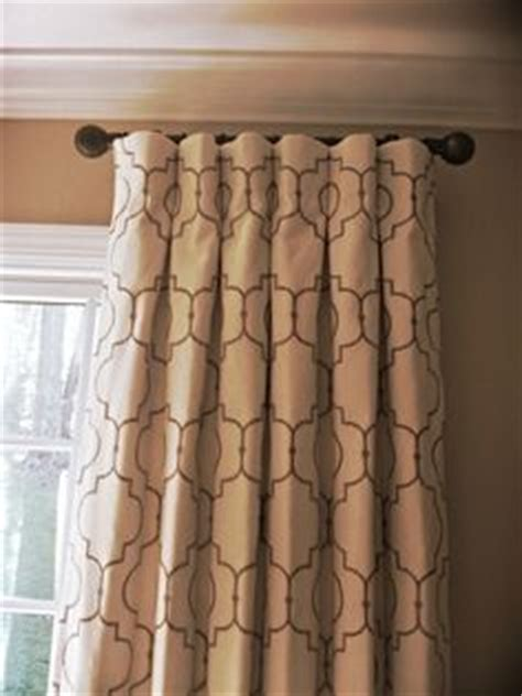 stationary curtain rod decorative side panel curtain rod panels is a