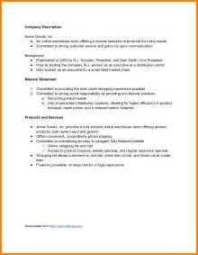 4 executive summary outline resume reference