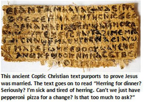 proof jesus was married found on ancient papyrus that i just found out i m related to jesus on my mother s