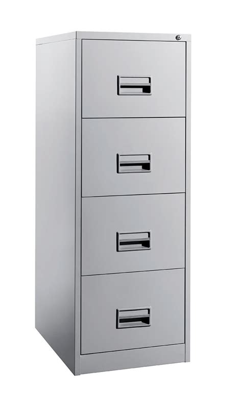 S106/A 4 Drawers Steel Filing Cabinet With Anti Tilt System