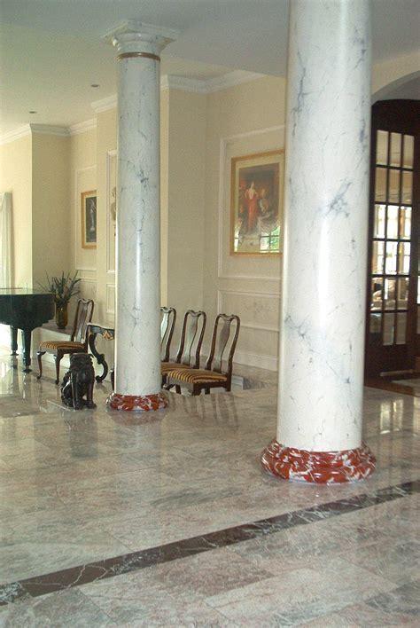 faux painted marble mjp studios