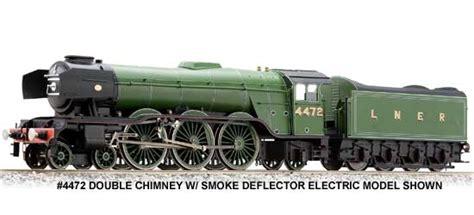 kalung single s32 green flying scotsman lner green 4472 single chimney