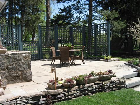 Patio Newark Entertaining Space Traditional Patio Newark By