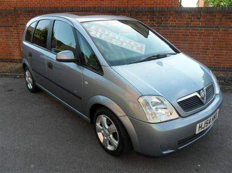 vauxhall meriva 2004 used vauxhall meriva diesel for sale uk autopazar