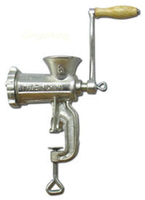 Gilingan Daging Mincer No 8 grinder