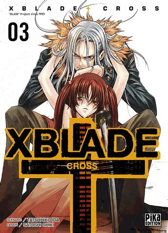 X Blade Cross 8eps By Shiki Satoshi Tamat x blade cross 3 233 dition simple pika sanctuary