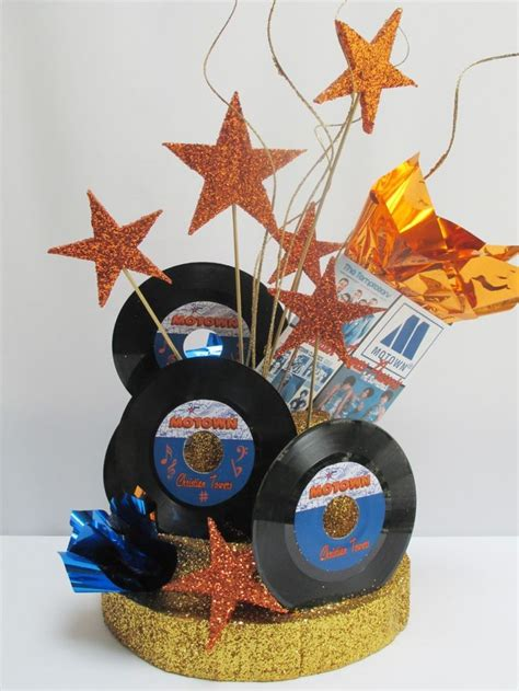 centerpiece themes 17 best images about motown themed centerpieces on