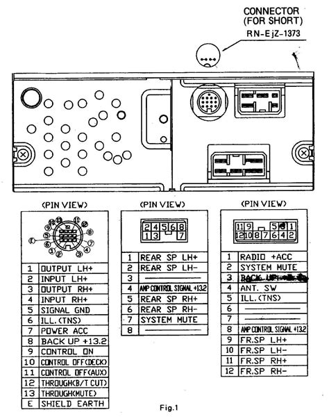 sanyo car stereo wiring diagram get free image about