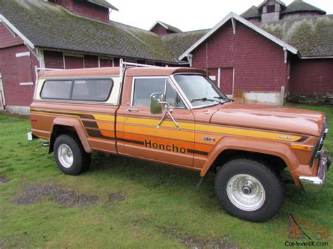 jeep honcho custom 100 jeep honcho custom jeep j 10 honcho scale 4x4 r