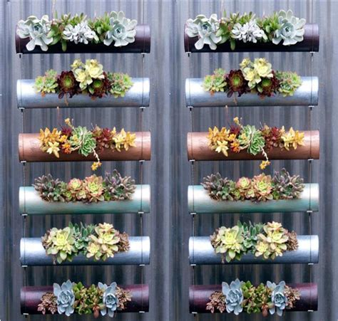 Diy Vertical Garden Ideas Easy Vertical Garden Diy Ideas For Small Spaces