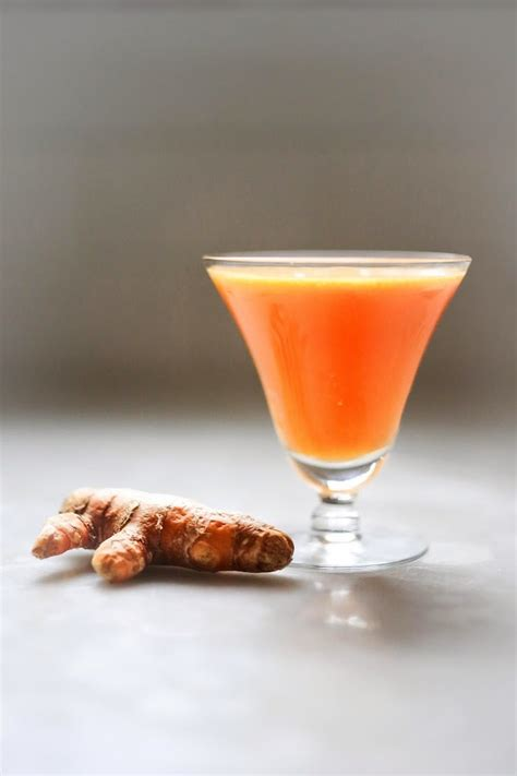 Detox With Root Turmeric Root Apple by A New Year Fresh Turmeric Tonic Feasting At Home