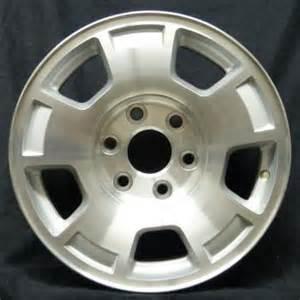 Used 17 Inch Chevy Truck Wheels Chevy Gmc Factory Wheels 5299 Chevy Silverado Tahoe