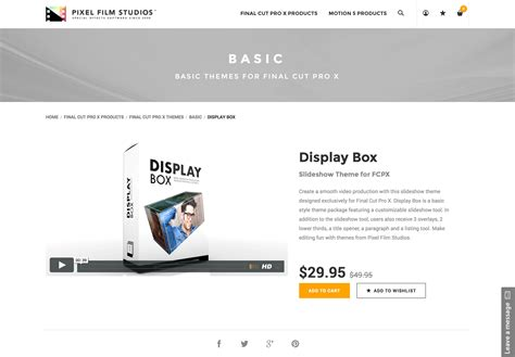 final cut pro letterbox pixel film studios announced the release of display box