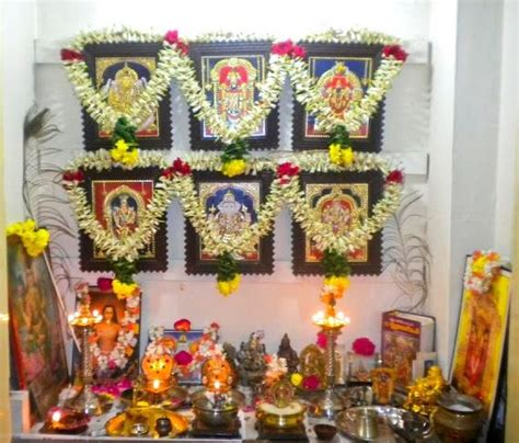 pooja decorations at home pooja room designs and decorations for small indian homes