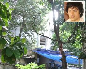 entertainment world aamir khan house