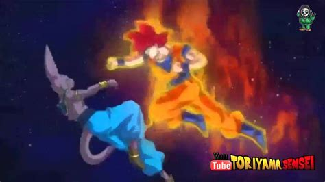Imagenes De Goku Vs Bills En Movimiento | bills vs goku ssj dios im 193 genes in 201 ditas y trailer