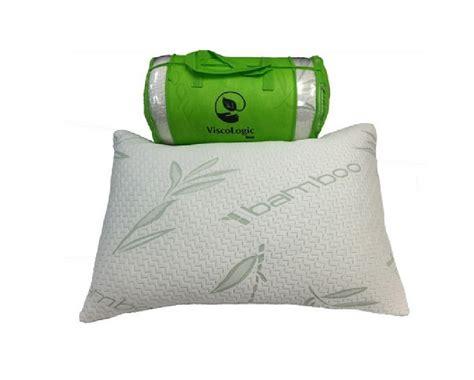 amazon com shredded memory foam pillow with stay cool 59 up for viscologic shredded memory foam pillow set