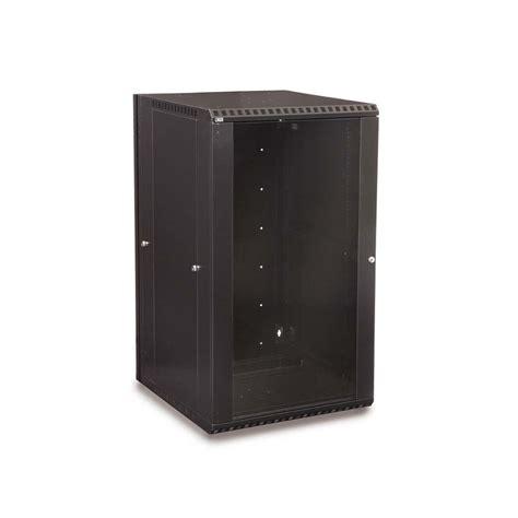 Mounting Cabinet Doors Linier 174 22u Linier 174 Swing Out Wall Mount Cabinet Glass Door 3130 3 001 22