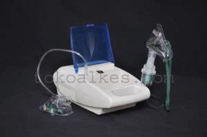 Abn Compamist 2 Compressor Nebulizer bisolvon solution obat yang digunakan di alat nebulizer