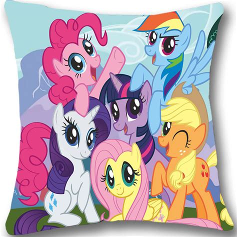 my little pony sofa my little pony cushion cover cute animation pony