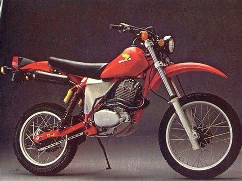 street legal motocross 1982 c j framed honda xr600l street legal hybrid