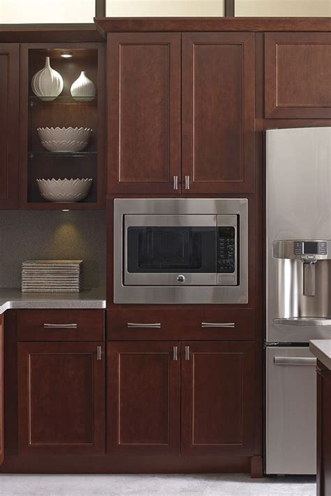 microwave kitchen cabinets 1000 ideas about microwave cabinet on pinterest
