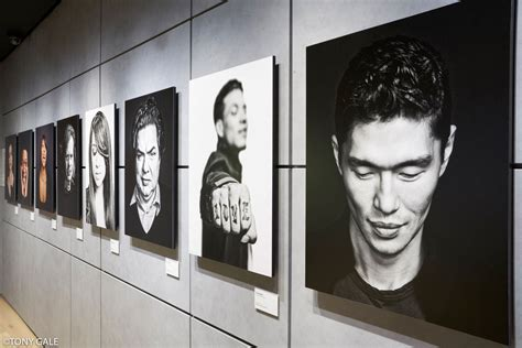 celebrity photography exhibition sony square nyc presents brian smith heads tales
