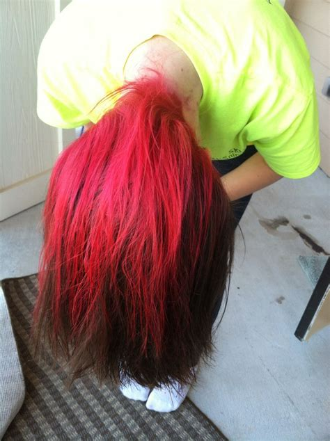 brown with red underneath hair 17 best ideas about red hair underneath on pinterest