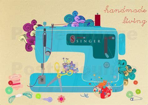 Handmade Living - elisandra sevenstar handmade living poster
