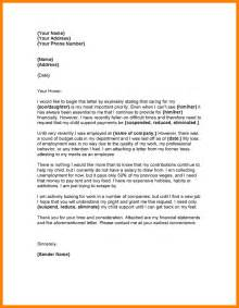 Child Support Cover Letter by Sle Letter For Child Support Resume Cover Letter
