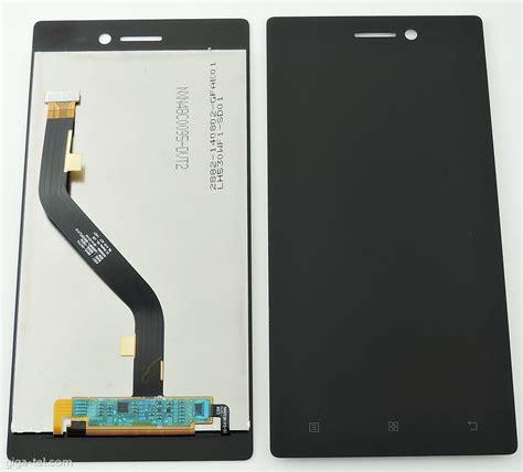 Update Lenovo Vibe X2 Pro lenovo vibe x2 pro lcd touch black