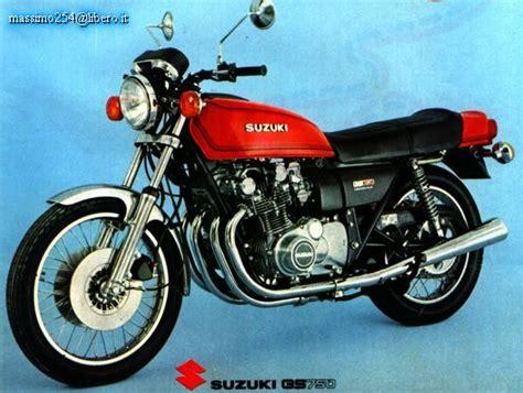 1977 Suzuki Gs750 1977 Suzuki Gs 750 Pictures To Pin On Pinsdaddy