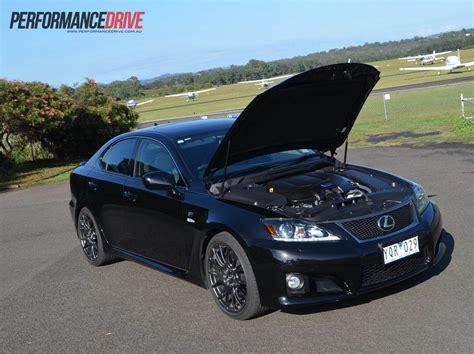 2012 Lexus Is F by 2012 Lexus Is F Bonnet Up