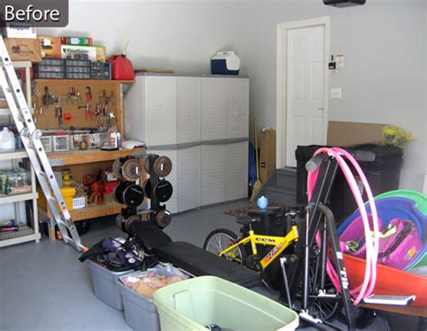 garage organizing service our clients wanted a multi functional that inspired