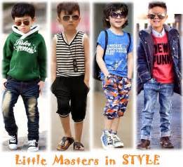 Baby boy fashion styles that surely turn all heads to your handsome
