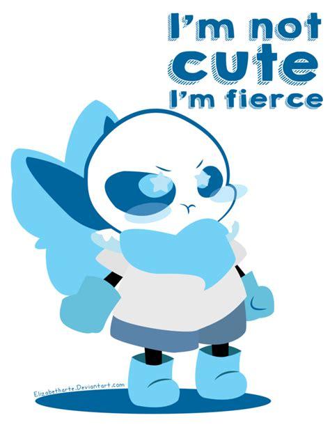 i m i m not cute i m fierce by elizabetharte on deviantart